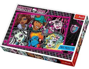Puzzle MONSTER HIGH Trefl 15238